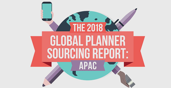 2018 APAC Planner Sourcing Report